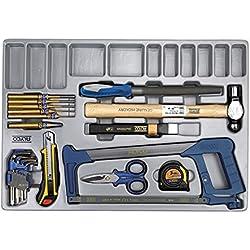 ALYCO 113612 - Bandeja para carros 22 herramientas