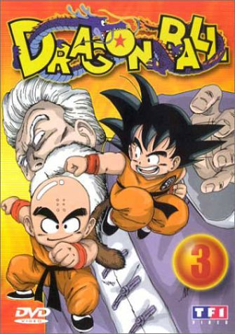 Dragon Ball - Volume 3 - 6 épisodes VF