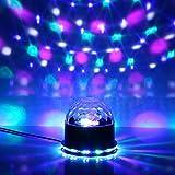 kit jeu lumiere boule disco gyrophare boule a facettes. Black Bedroom Furniture Sets. Home Design Ideas