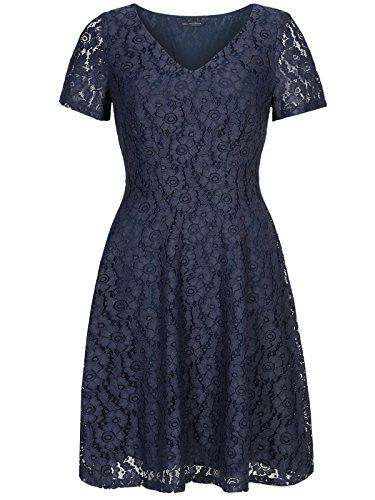 marks-spencer-indigo-blue-lace-fit-flare-short-sleeve-dress-org-preis-eur-39-gr-grosse-44-blau