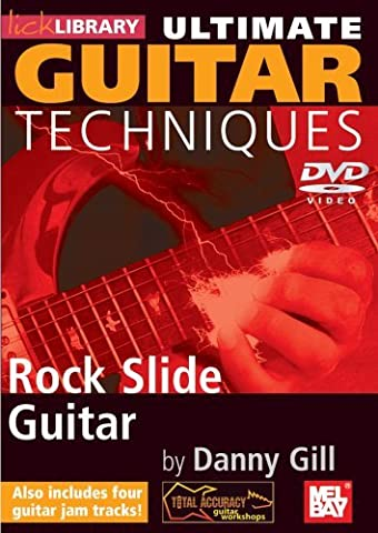 Danny Gill - Ultimate Guitar Techniques - Rock Slide Guitar [DVD]