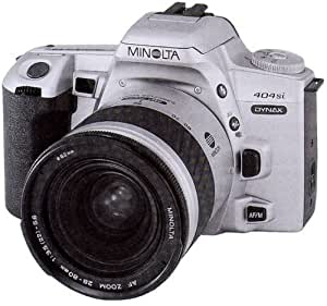 Minolta Dynax 404SI appareil photo numérique 135 mm