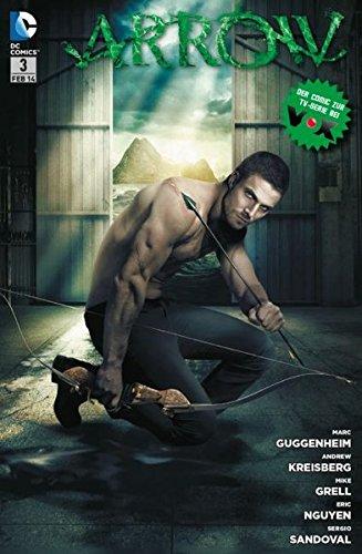 arrow-comic-zur-tv-serie-bd-3-das-auge-des-jagers