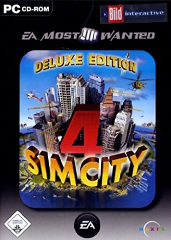 Sim City 4 - Deluxe Edition (EA Most Wanted)