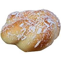 Preisvergleich für Künstliche Realistische Blumen-Form-Brot Lebensmittel Imitation Küche Pretend Decor