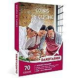 dakotabox - cours de cuisine - coffret cadeau gastronomie - 1 cours de cuisine pour 1 ou 2 personnes