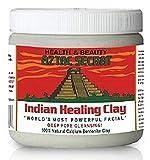 Indian Healing Clay Natural Calcium Bentonite Clay Natural Face Mask