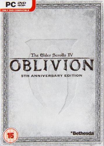 [UK-Import]Elder Scrolls IV Oblivion 5th Anniversary Edition Game PC (Scrolls Elder Pc Iv)