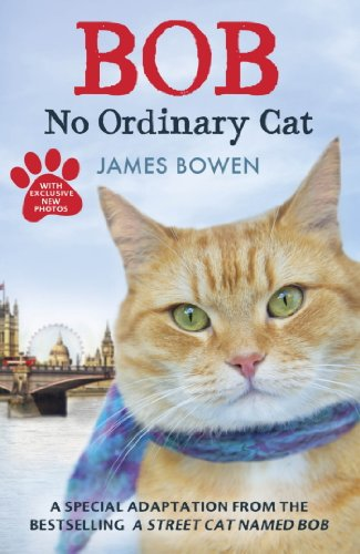 bob-no-ordinary-cat-english-edition