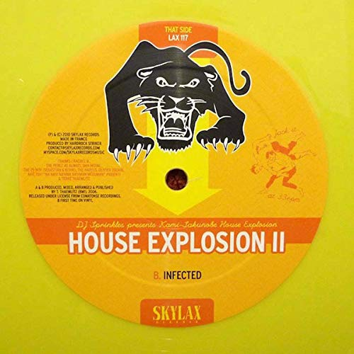 House Explosion II [Vinyl Single 12'']