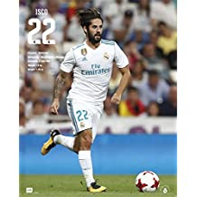 Grupo Erik Editores MPGE0215 - Mini Poster 2017/2018 con diseño Real Madrid Isco, 40 x 50 cm