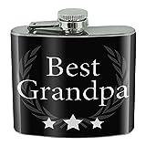 Best Grandpa Awards - Best Grandpa Award Stainless Steel 5oz Hip Drink Review
