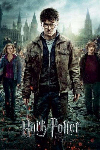 Gb Posters - Poster di Harry Potter 7, episodio 2, dimensioni: 61 x 92 cm