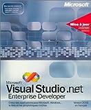 Visual Studio.NET Enterprise Developer 2003, mise à jour