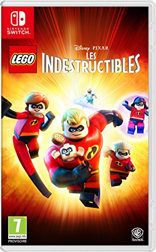 Lego les Indestructibles Switch