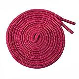 1 Paar McLaces Schnürsenkel 13 Farben auch Neon ideal für Sneaker und Chucks Flachsenkel (leuchtend-pink (magenta))