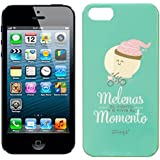 Funda Carcasa para iPhone 5 / 5s / SE Licencia Mr Wonderful Melenas