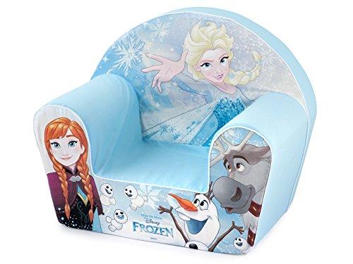 Lulabi–Disney Frozen, Sessel Weich, Hellblau, 18+ Monate, Farbe, 719332