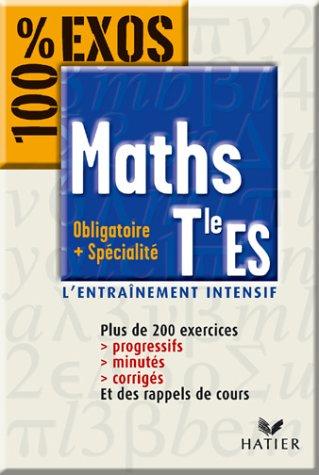 100-exos-maths-terminale-es-enseignement-obligatoire-et-spcialit