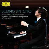 进口CD:2015肖邦国际钢琴大赛冠军得奖者/赵崇金 Winner:17th International Chopin Piano Competition Warsaw 2015 (Live)/Seong-Jin Cho(CD)4795332
