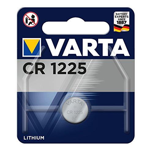 Varta 3392 Knopfzelle Lithium (6225 CR 1225)