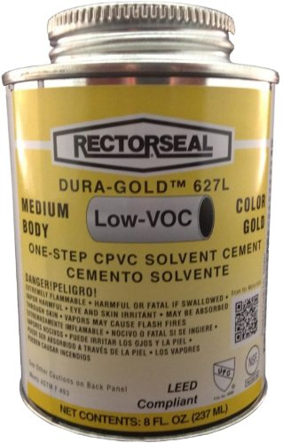 rectorseal-55998-pint-dura-gold-627l-low-voc-cpvc-solvent-cement