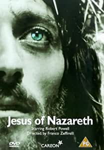 Jesus Of Nazareth (Cinema Version) [DVD]