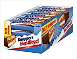 Knoppers NussRiegel – der erste Riegel auf Knoppers Art – 24er Packung 24 x (40g)