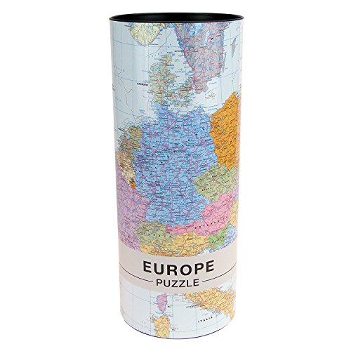 arte 1000 Teile - Die gesamte EU 68 x 48 cm (Karte Puzzle)