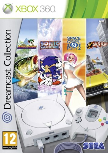 DREAMCAST COLLECTION X-360 (Sega Collection Xbox 360)