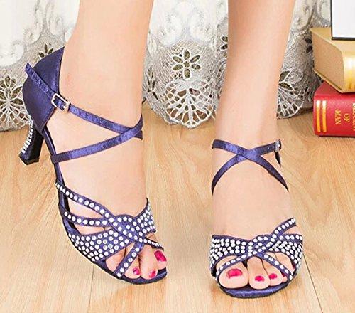 Miyoopark - Ballroom donna Purple-7.5cm heel