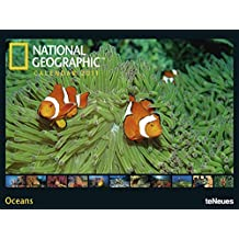 National Geographic Oceans calendar 2011 (Poster Cal)