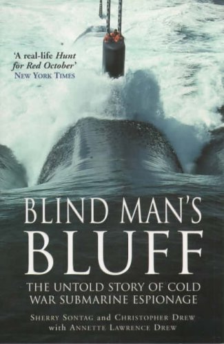 Price comparison product image Blind Mans Bluff: The Untold Story of Cold War Submarine Espionage