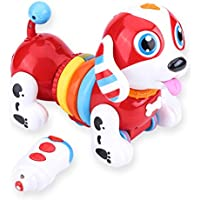 Electronic Pet Dog for Kids, Robot Interactive Puppy Dog Toy Singing Dancing - Compare prices on radiocontrollers.eu