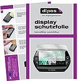 Bosch Nyon (E-Bike Display) Schutzfolie - 6x dipos Displayschutzfolie Folie klar
