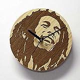 Bob Marley - Wall Clock