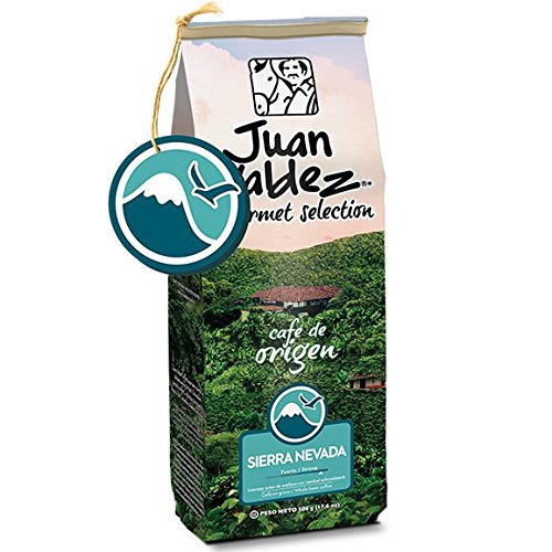 Juan Valdez Gourmet Selection Kaffee Single Origin - Sierra Nevada Kolumbien Arabica Bohnen