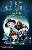 Das Erbe des Zauberers: Ein Roman von der bizarren Scheibenwelt (Terry Pratchetts Scheibenwelt) bei Amazon kaufen