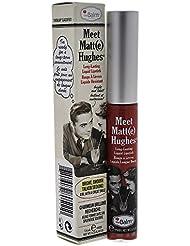 theBalm Lipgloss Meet Matte Hughes, Committed,1er Pack (1 x 7.4 ml)