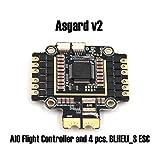 Alian Airbot Asgard v2 AIO F4 Flight Controller mit 4 Stück BLHELI_S ESC auf Einer Platine