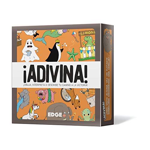 Edge Entertainment-¡Adivina EEGARA01