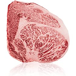 Original Kobe Entrecôte Steak aus Japan (Ribeye, 500g)