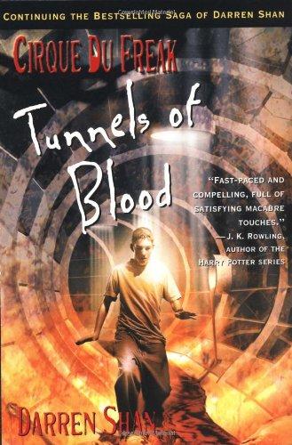 Tunnels of Blood: Cirque Du Freak