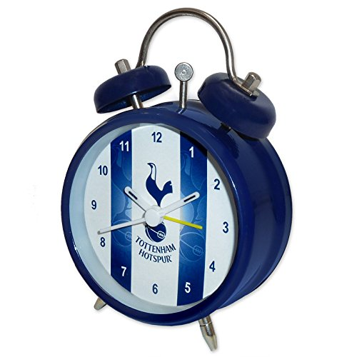 tottenham-hotspur-bell-alarm-clock