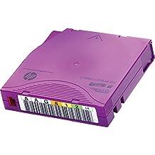 HP C7976BN Cinta en Blanco - Cinta Virgen (LTO, 6250 GB, 30 Año(s), 400 MB/s, Púrpura, 10 - 80%) (Reacondicionado)