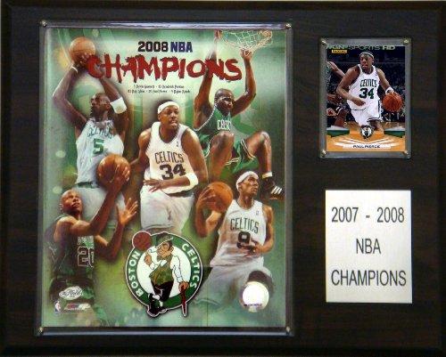 C & I Collectables NBA Celtics 2007-08 NBA Champions Schild