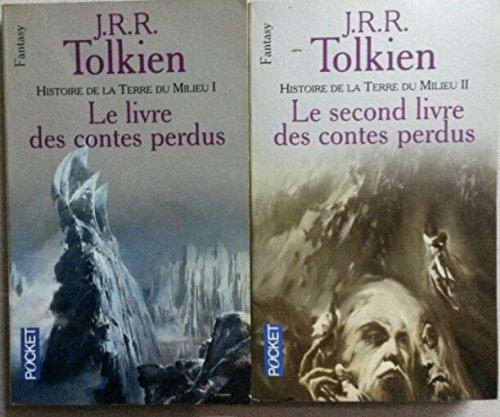 Histoire de la terre du milieu en 2 tomes (Le livre des contes perdus/ le second livre des contes perdus)