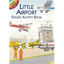 Little Airport Sticker Activity Book (Dover Little Activity Books Stickers) by A. G. Smith (2001-01-02)
