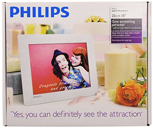 Philips SPF4628 8 Zoll Display Digitaler Bilderrahmen Bilderrahmen Von Philips