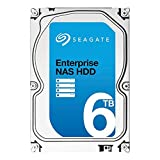 Seagate ST6000VN0001 6 TB Internal Hard Drive - Black